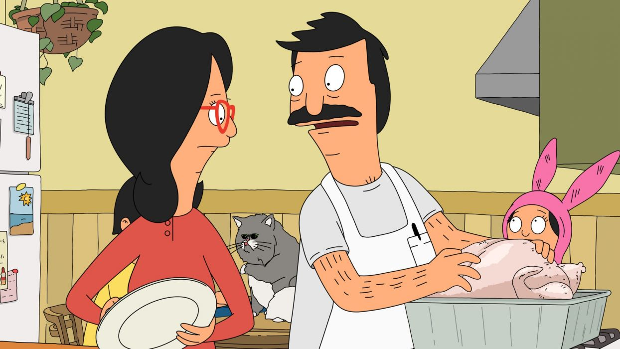 BOBS BURGERS animation comedy cartoon fox series family (13) wallpaper