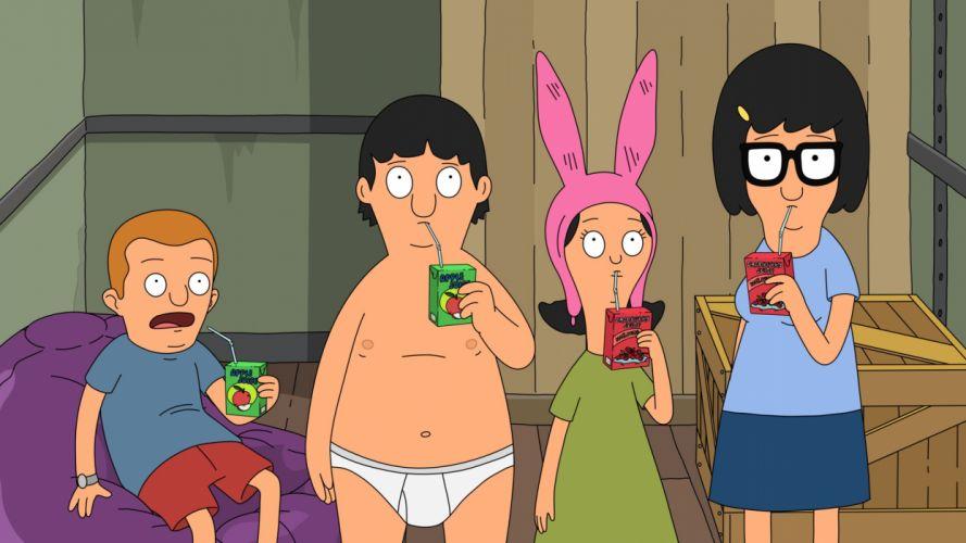 BOBS BURGERS animation comedy cartoon fox series family (33) wallpaper