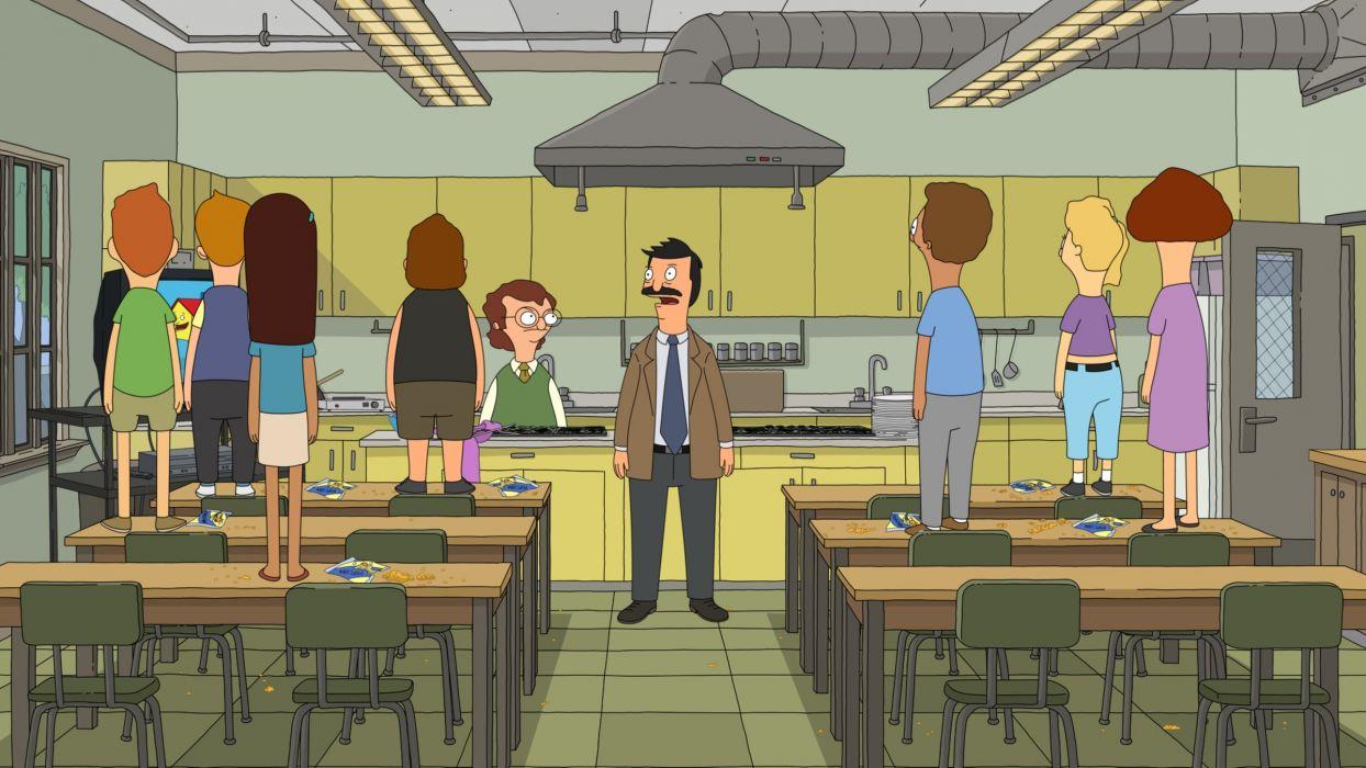 BOBS BURGERS animation comedy cartoon fox series family (47) wallpaper