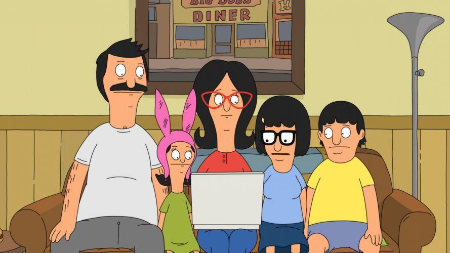 BOBS BURGERS animation comedy cartoon fox series family (41) wallpaper