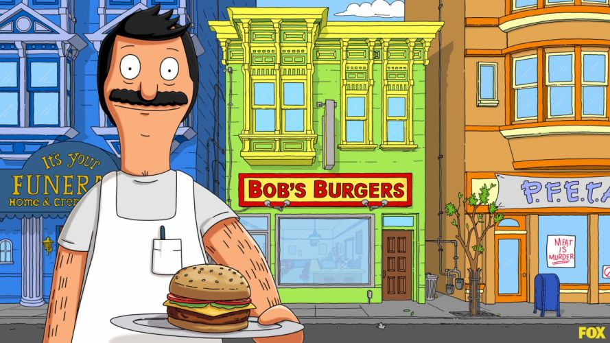 BOBS BURGERS animation comedy cartoon fox series family (39) wallpaper