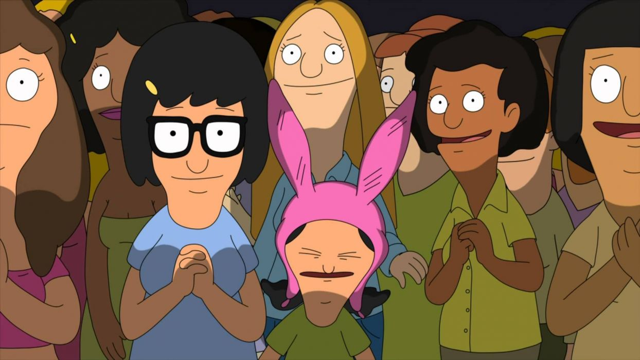 BOBS BURGERS animation comedy cartoon fox series family (66) wallpaper