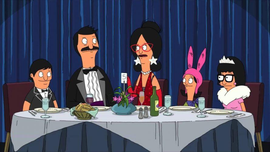 BOBS BURGERS animation comedy cartoon fox series family (67) wallpaper