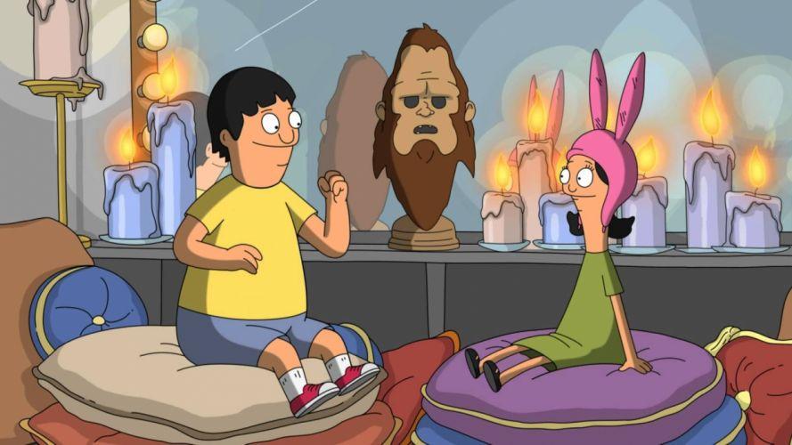 BOBS BURGERS animation comedy cartoon fox series family (63) wallpaper