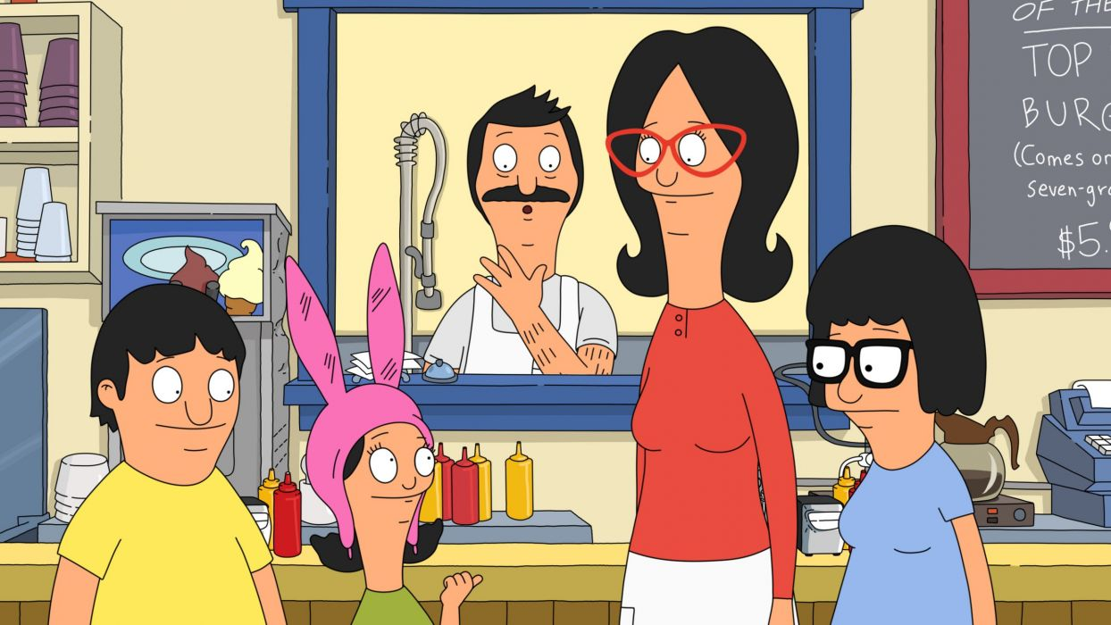 BOBS BURGERS animation comedy cartoon fox series family (11) wallpaper