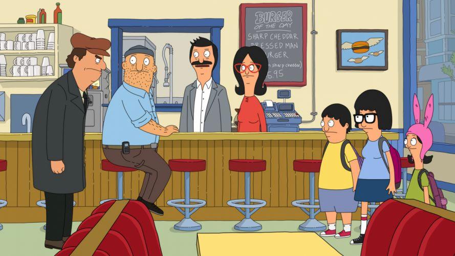 BOBS BURGERS animation comedy cartoon fox series family (6)_JPG wallpaper