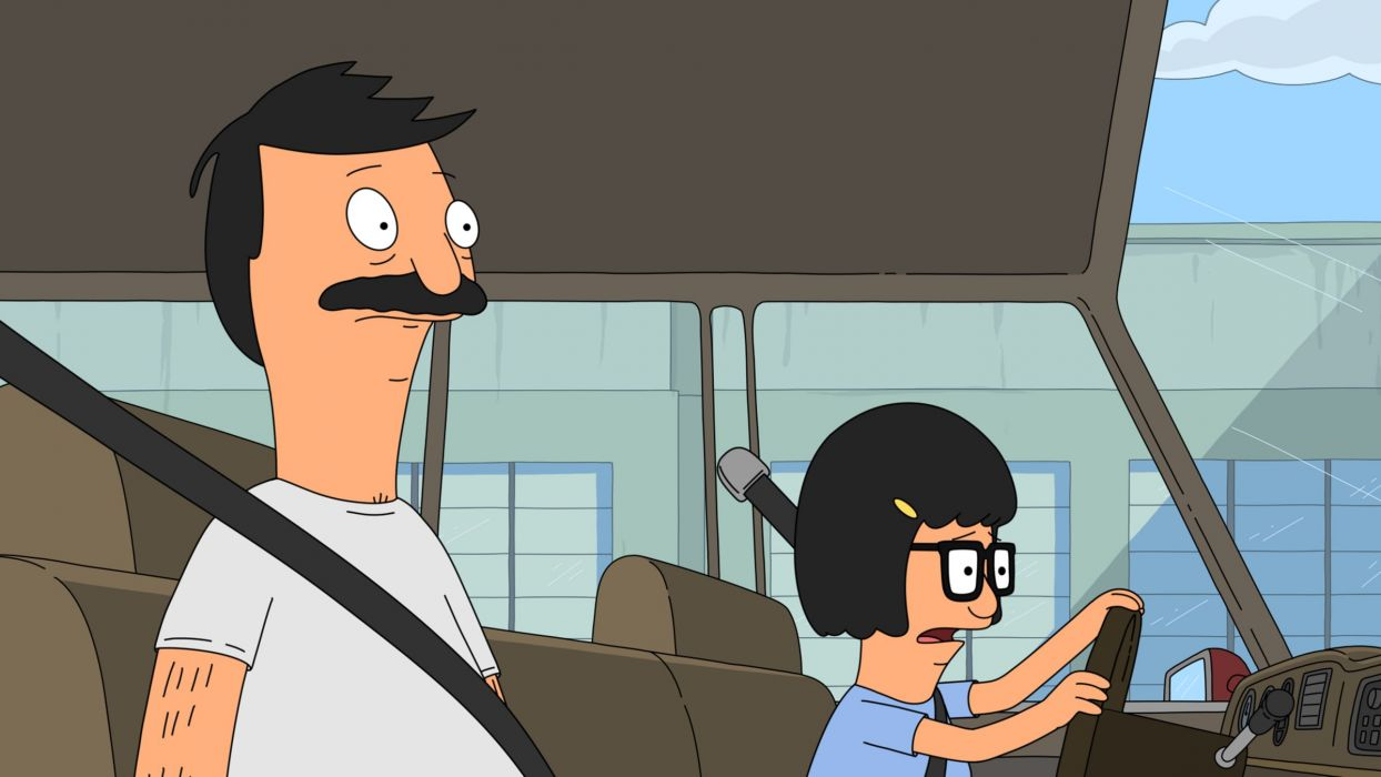 BOBS BURGERS animation comedy cartoon fox series family (21) wallpaper