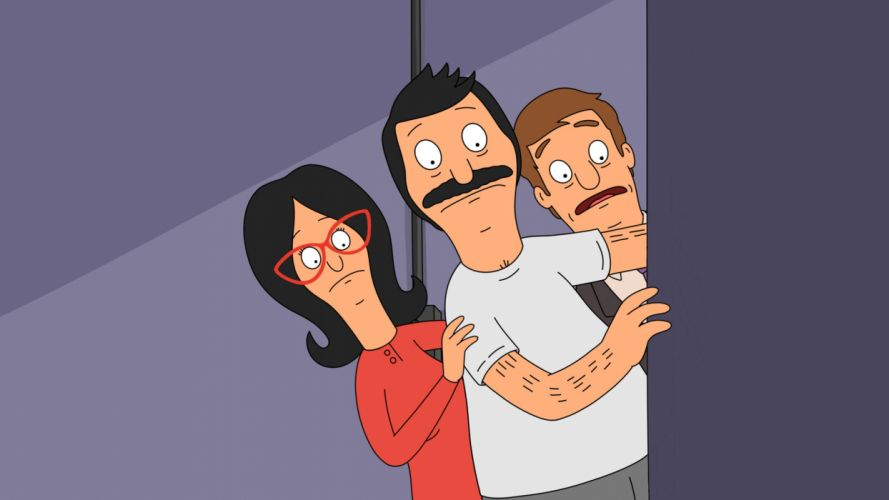 BOBS BURGERS animation comedy cartoon fox series family (25) wallpaper