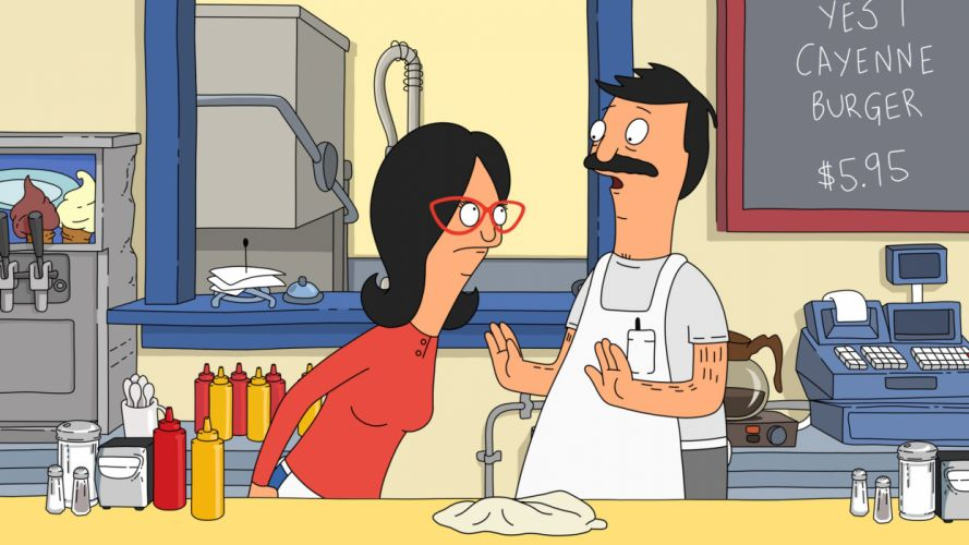 BOBS BURGERS animation comedy cartoon fox series family (26) wallpaper