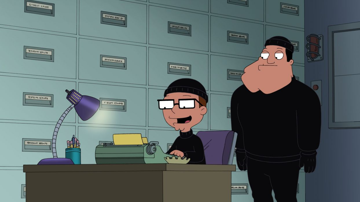 AMERICAN DAD animation comedy cartoon series family (76) wallpaper