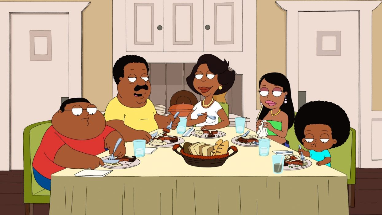 CLEVELAND SHOW animation comedy series cartoon (11) wallpaper