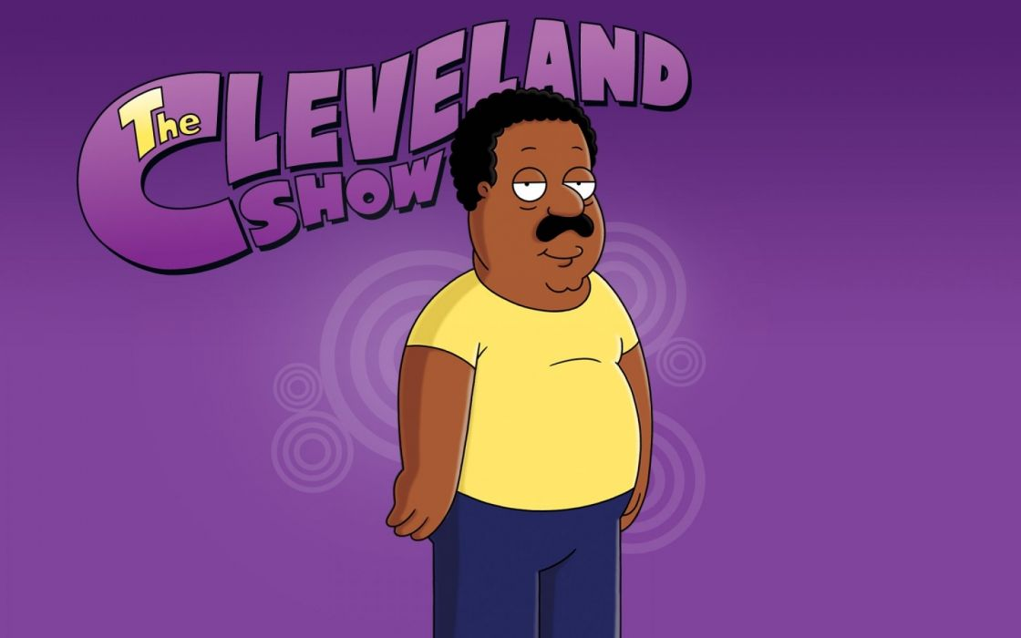 CLEVELAND SHOW animation comedy series cartoon (20) wallpaper