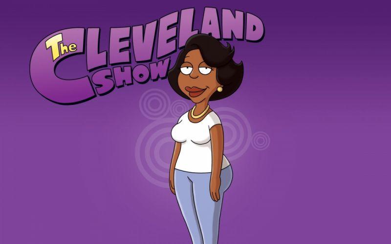 CLEVELAND SHOW animation comedy series cartoon (17) wallpaper