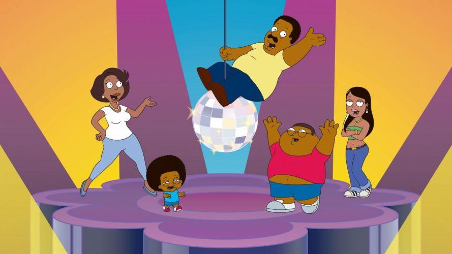 CLEVELAND SHOW animation comedy series cartoon (12) wallpaper