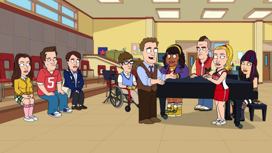 CLEVELAND SHOW animation comedy series cartoon (15) wallpaper