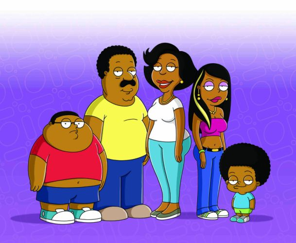 CLEVELAND SHOW animation comedy series cartoon (13) wallpaper