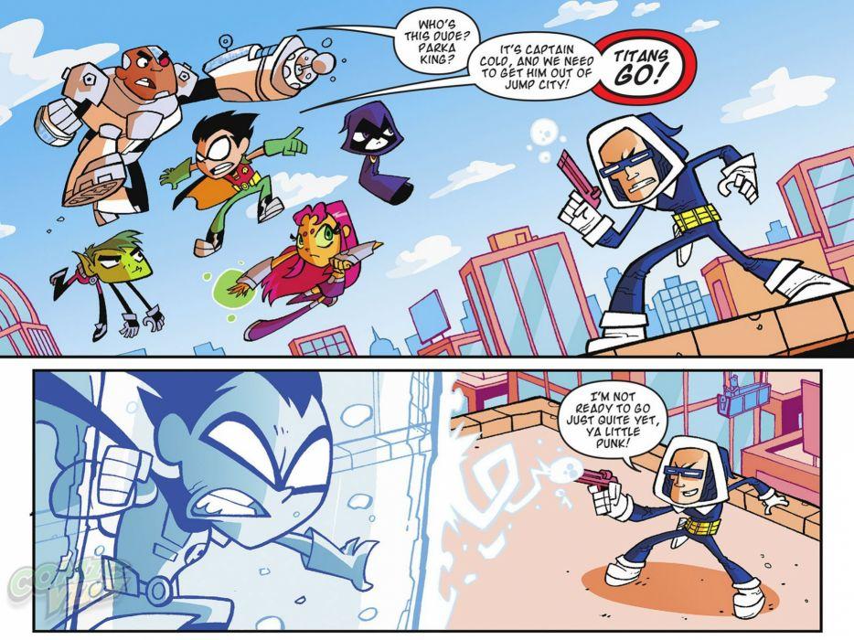 TEEN TITANS animation action adventure superhero dc-comics comic (13) wallpaper