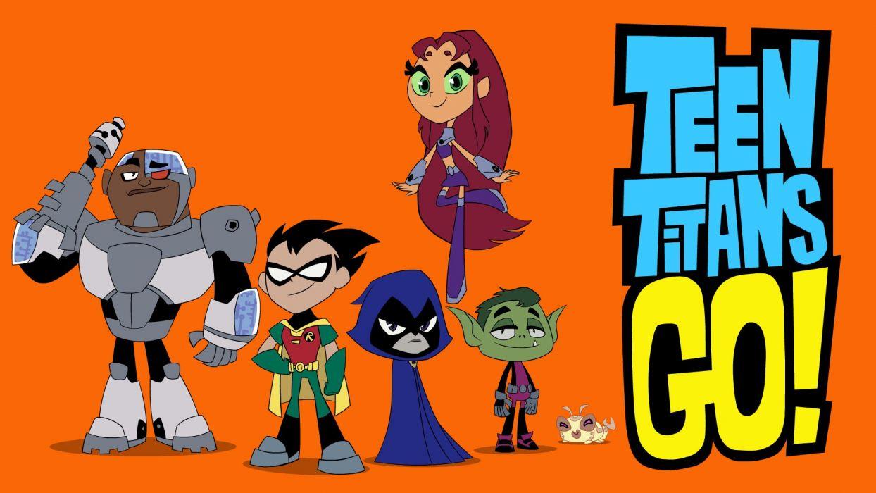 TEEN TITANS animation action adventure superhero dc-comics comic (28) wallpaper