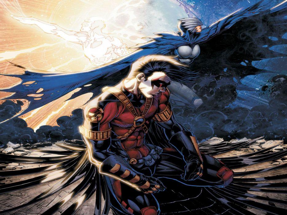 TEEN TITANS animation action adventure superhero dc-comics comic (38) wallpaper