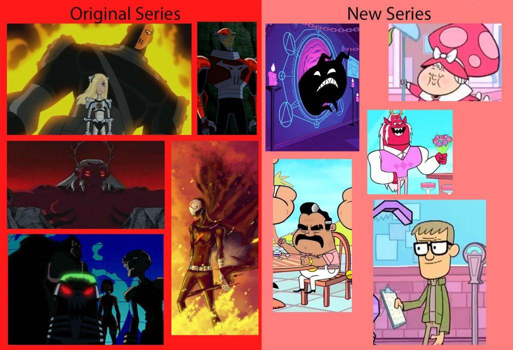 TEEN TITANS animation action adventure superhero dc-comics comic (35) wallpaper