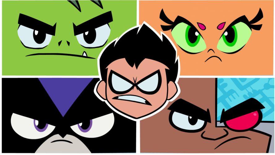TEEN TITANS animation action adventure superhero dc-comics comic (54) wallpaper