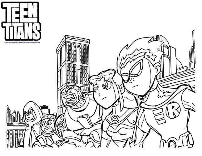 TEEN TITANS animation action adventure superhero dc-comics comic (48) wallpaper