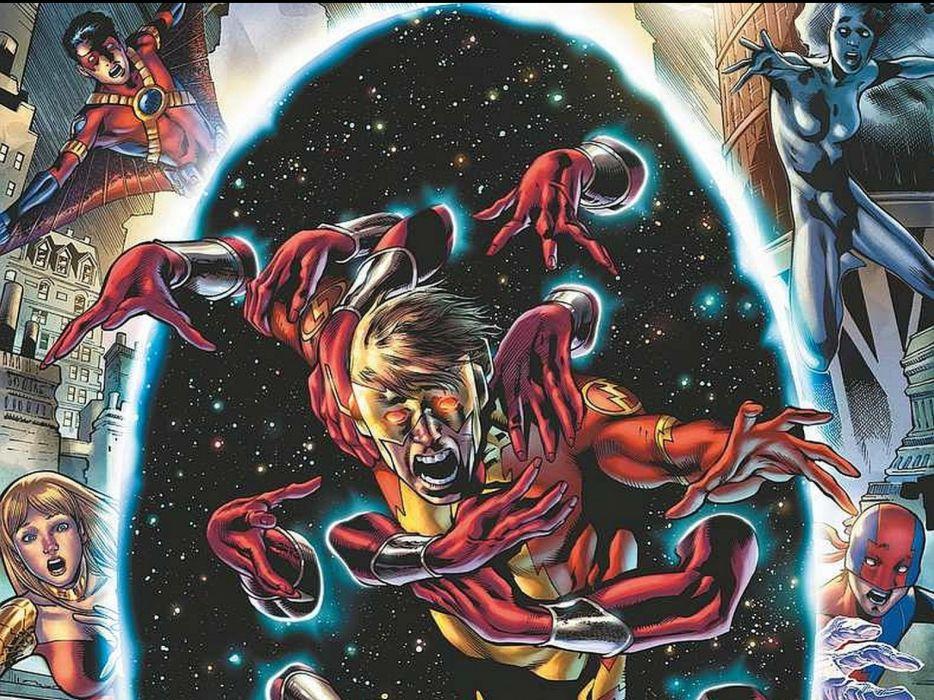 TEEN TITANS animation action adventure superhero dc-comics comic (78) wallpaper