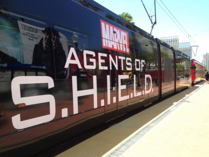 AGENTS OF SHIELD action drama sci-fi marvel comic series crime (1) wallpaper