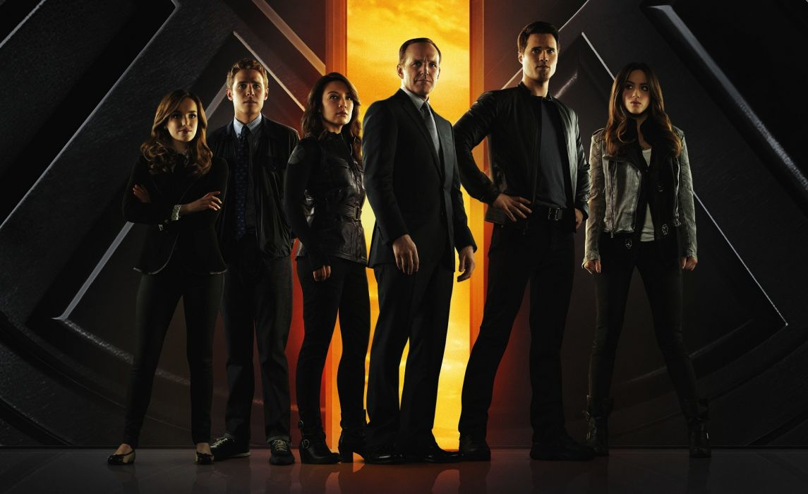 AGENTS OF SHIELD action drama sci-fi marvel comic series crime (13) wallpaper