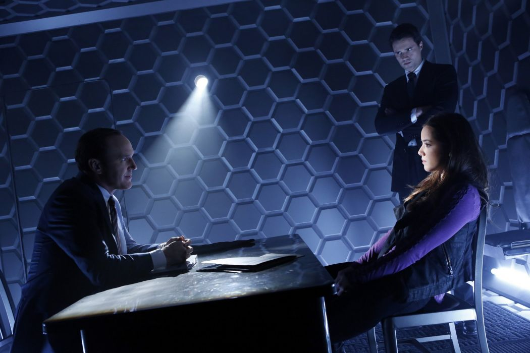AGENTS OF SHIELD action drama sci-fi marvel comic series crime (26) wallpaper