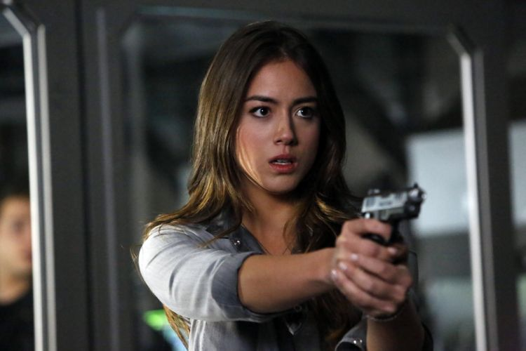 AGENTS OF SHIELD action drama sci-fi marvel comic series crime (32) wallpaper