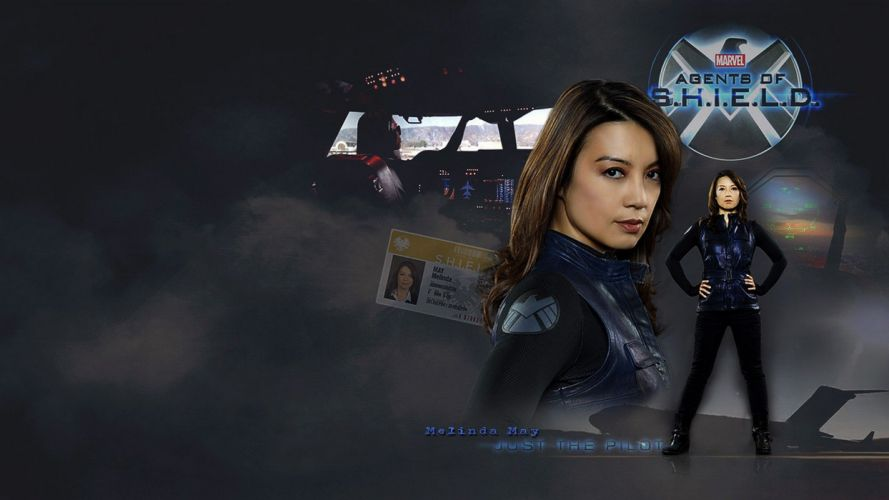 AGENTS OF SHIELD action drama sci-fi marvel comic series crime (50) wallpaper