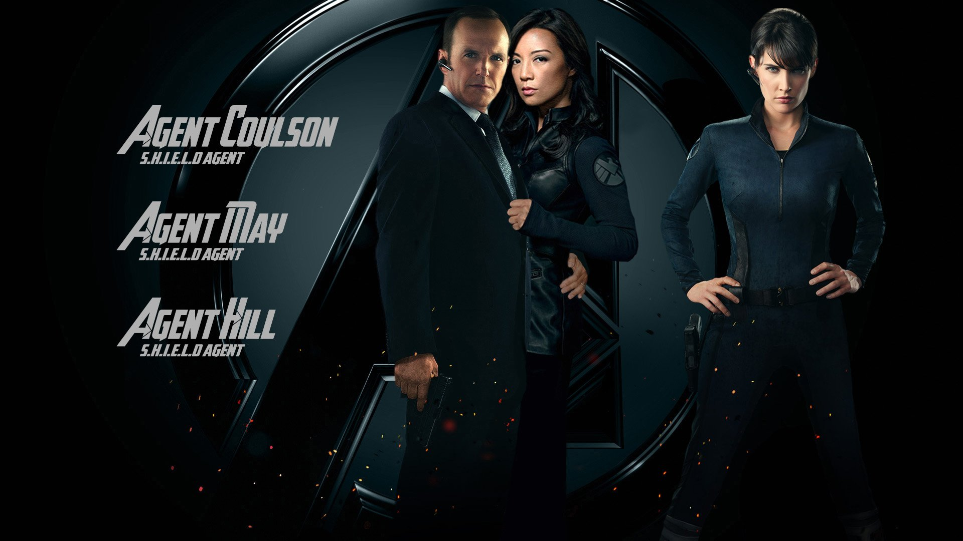 AGENTS OF SHIELD Action Drama Sci Fi Marvel Comic Series Crime 44 Wallpaper