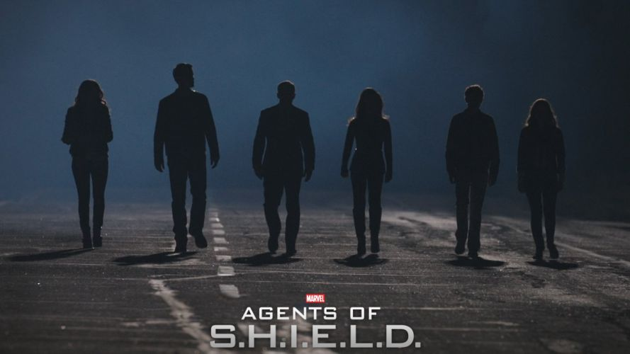 AGENTS OF SHIELD action drama sci-fi marvel comic series crime (58) wallpaper