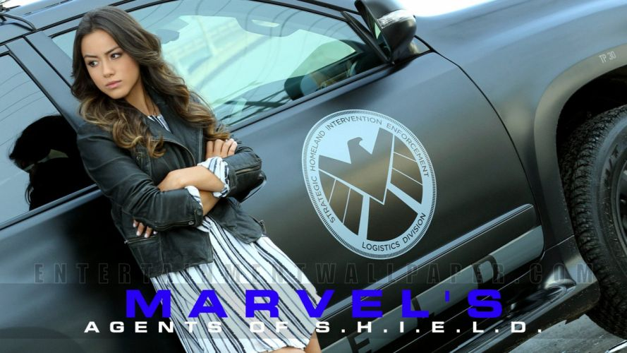 AGENTS OF SHIELD action drama sci-fi marvel comic series crime (56) wallpaper