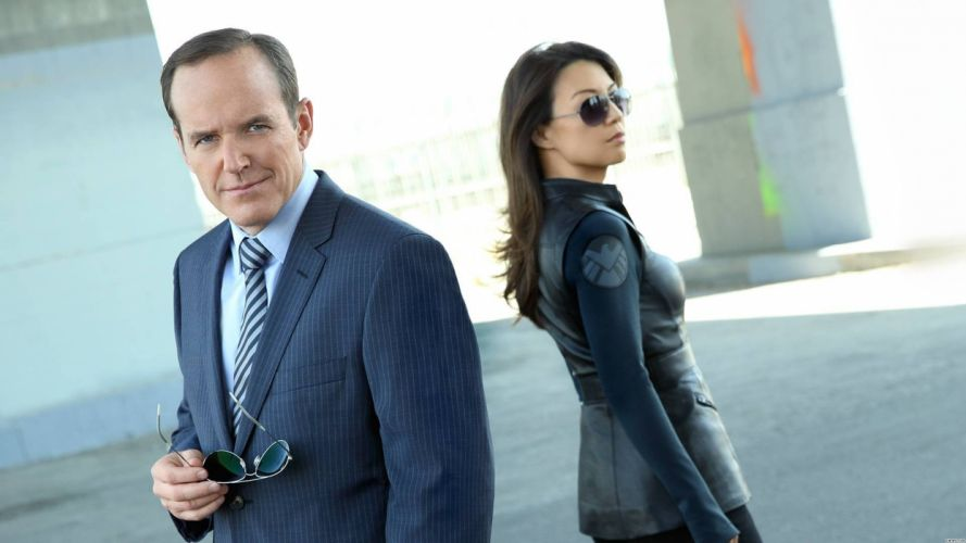 AGENTS OF SHIELD action drama sci-fi marvel comic series crime (72) wallpaper