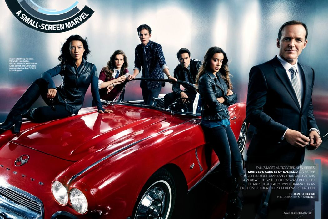 AGENTS OF SHIELD action drama sci-fi marvel comic series crime (79) wallpaper