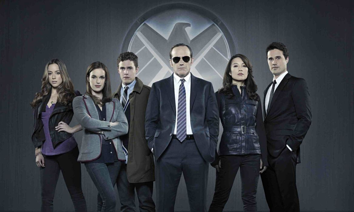 AGENTS OF SHIELD action drama sci-fi marvel comic series crime (77) wallpaper