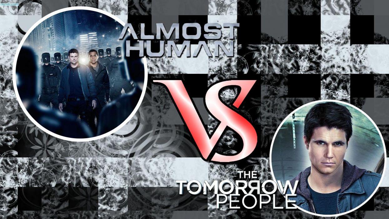 TOMORROW PEOPLE drama sci-fi sitcom series (35) wallpaper