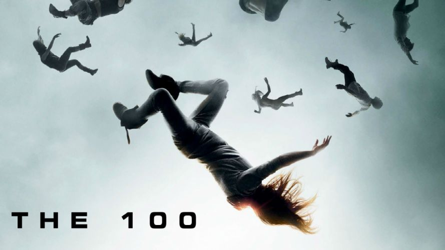 THE-100 drama sci-fi series 100 hundred one (8) wallpaper