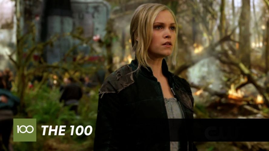 THE-100 drama sci-fi series 100 hundred one (11) wallpaper