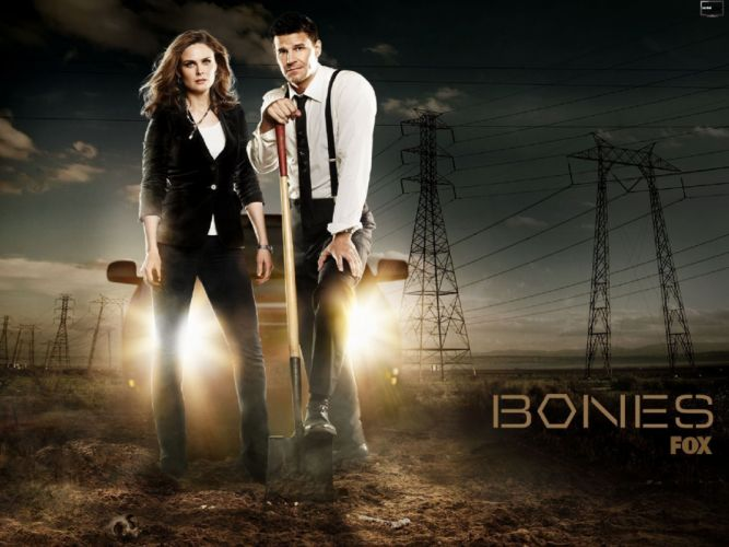 BONES comedy crime drama series (46) wallpaper