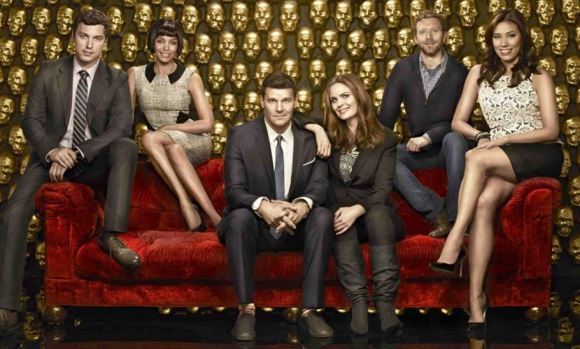 BONES comedy crime drama series (59) wallpaper