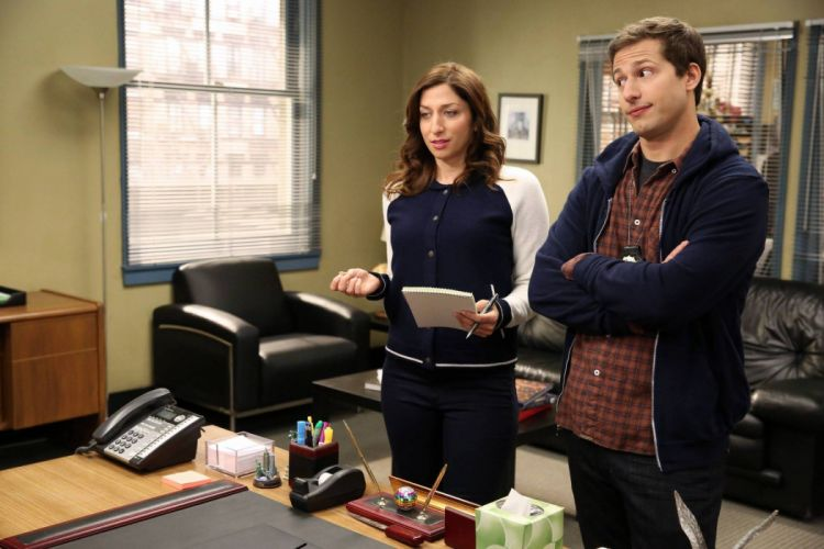 BROOKLYN NINE-NINE comedy crime series nine sitcom (8) wallpaper