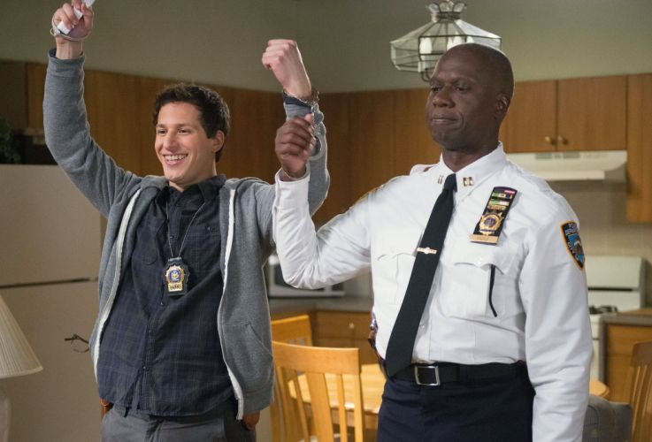 BROOKLYN NINE-NINE comedy crime series nine sitcom (23) wallpaper