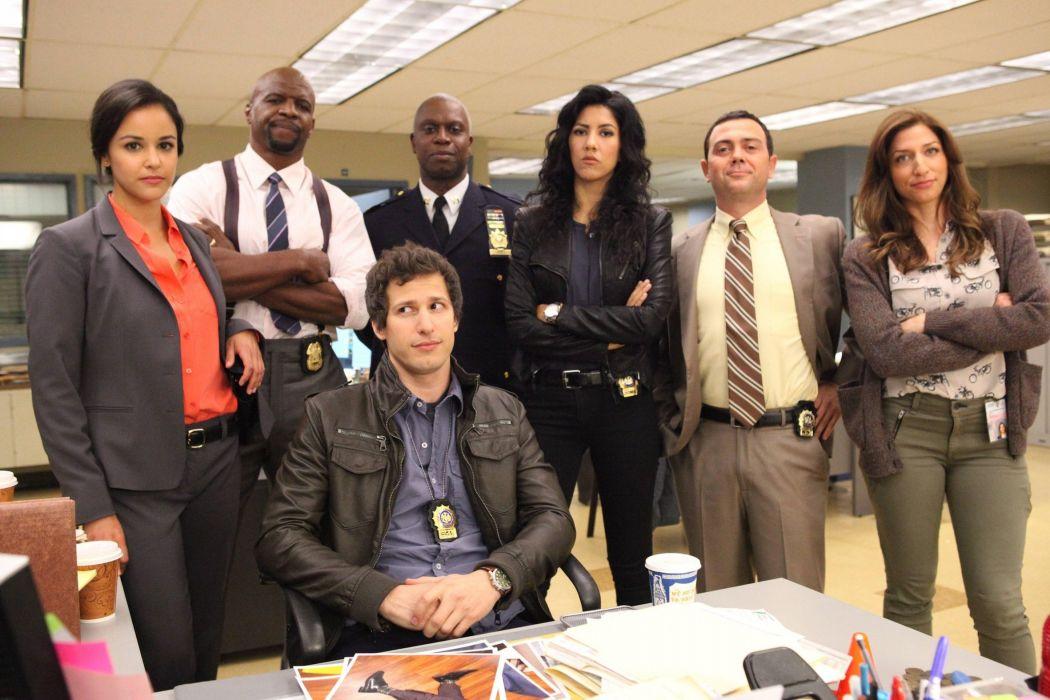 BROOKLYN NINE-NINE comedy crime series nine sitcom (15) wallpaper