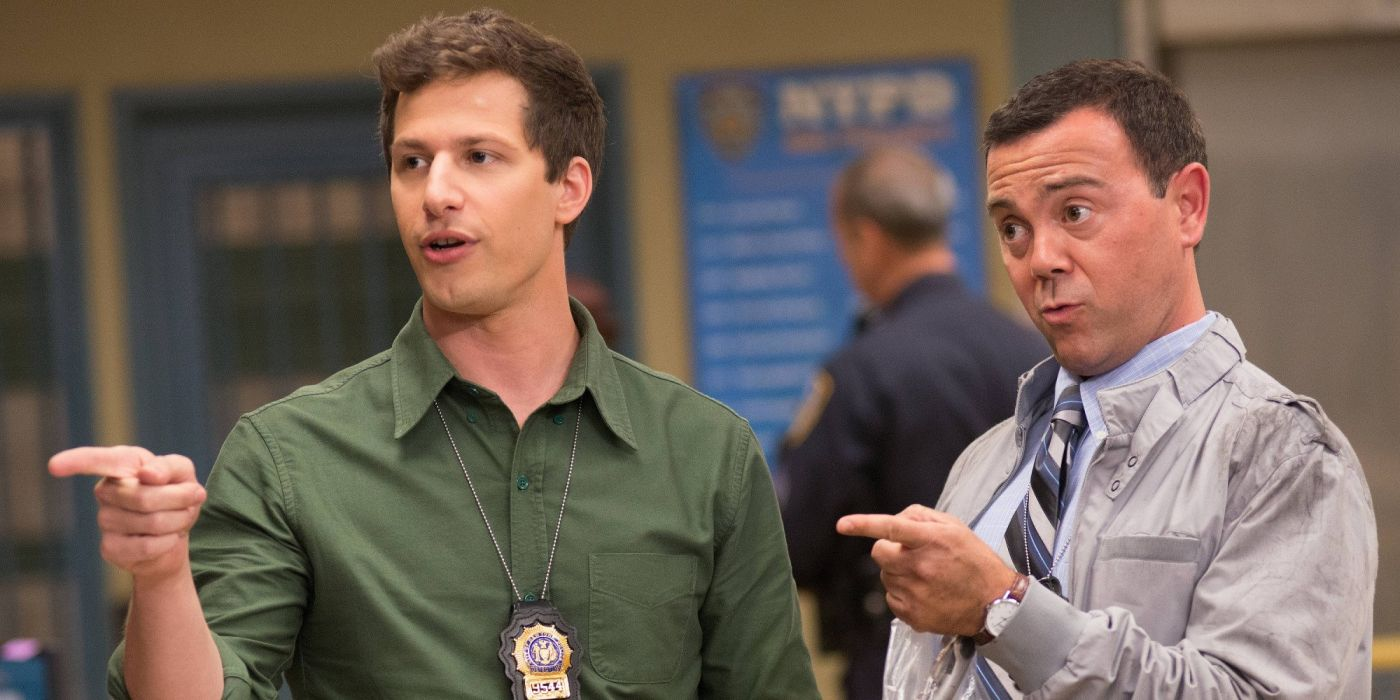 BROOKLYN NINE-NINE comedy crime series nine sitcom (47) wallpaper