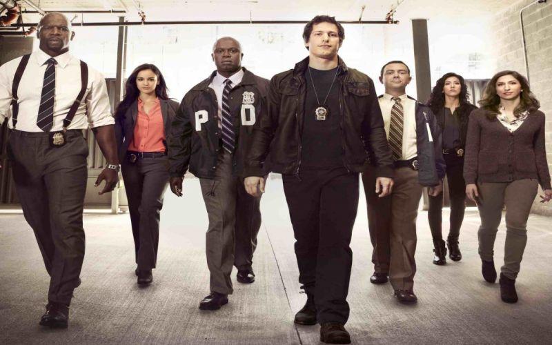 BROOKLYN NINE-NINE comedy crime series nine sitcom (51) wallpaper