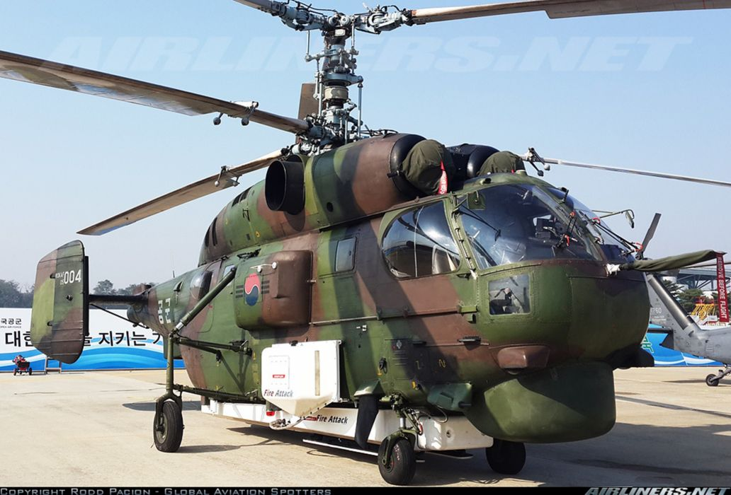 Kamov-HH32A South-Korea helicopter aircraft navy military wallpaper
