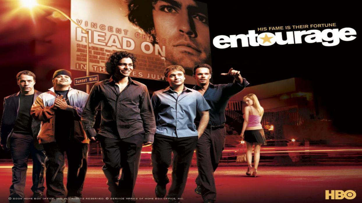 ENTOURAGE hbo comedy drama series (25) wallpaper
